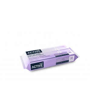 Active Adult Wet Wipes