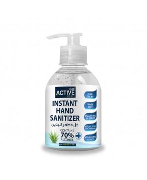 Active hand Sanitizer (250ml)