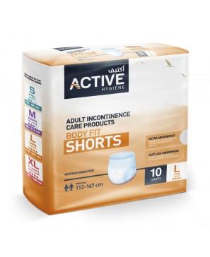 Active Shorts Large 112 - 147 cm