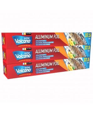 Volcano Alu Foil 37.5 SQ.Ft  2 + 1 Free